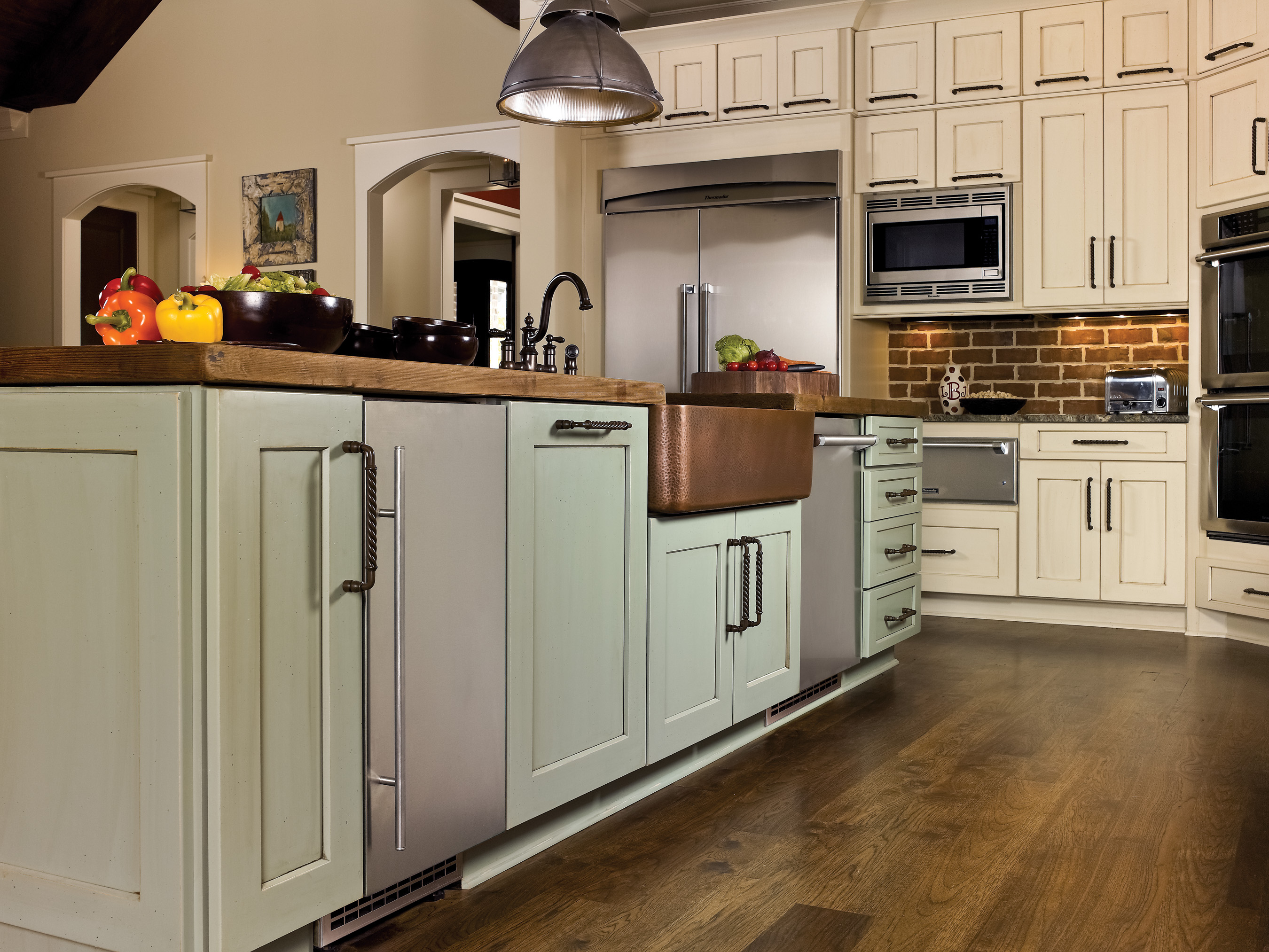 Ct Wood Products Kitchen